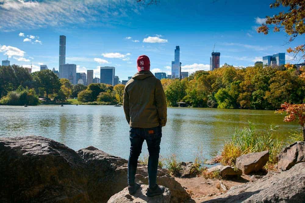 visado para viajar a Nueva York