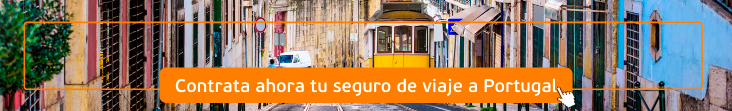 seguro de viaje a Portugal
