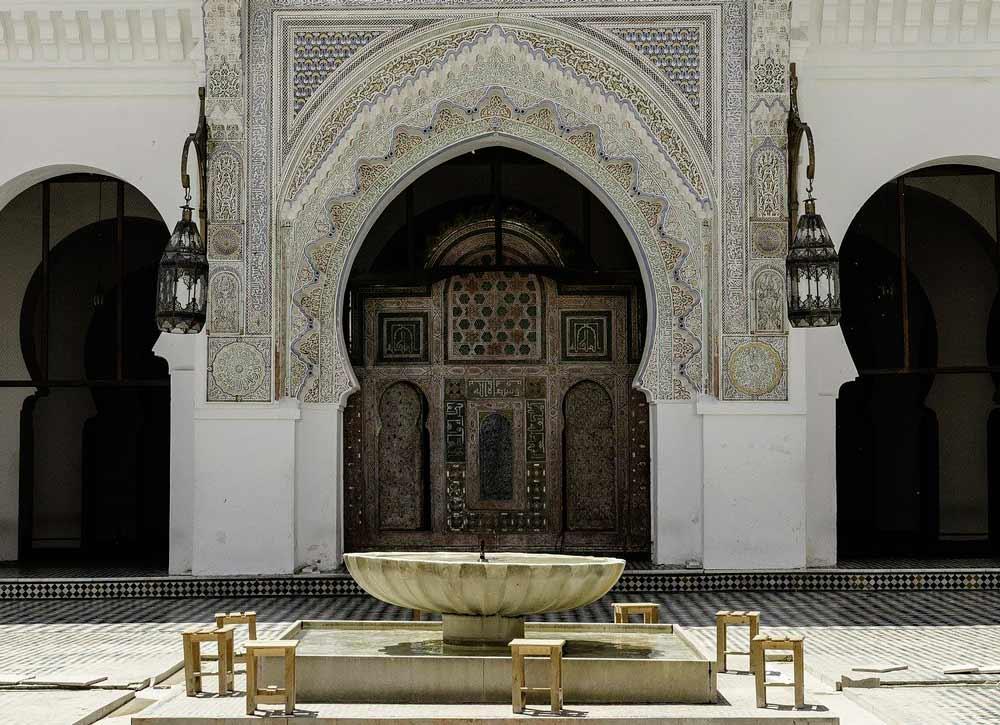 mezquitas y monumentos que visitar