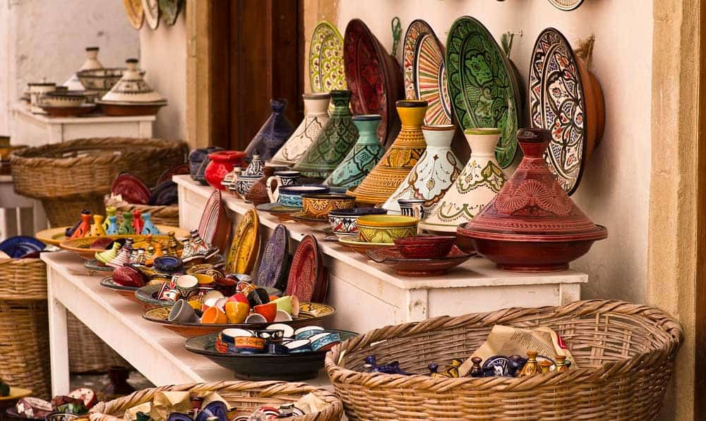 gastronomía marroquí en Fez