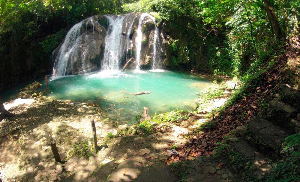 27 cascadas de Damajagua un imprescindible que ver