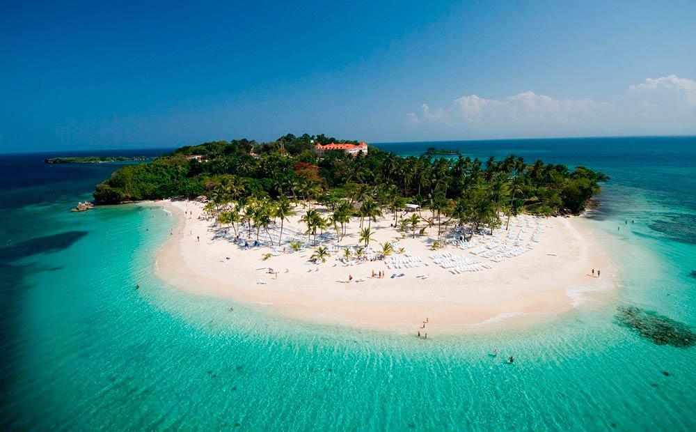 península de Samaná, Cayo Levantado y el Parque Nacional de Los Haitíses