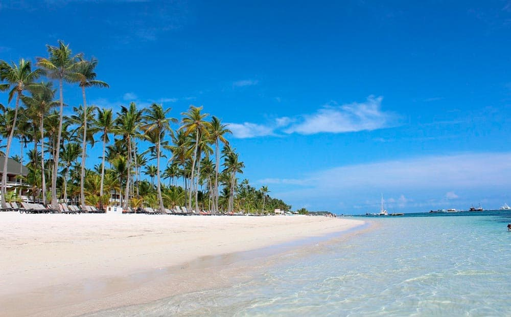 Punta Cana, paraíso playero que ver en República Dominicana