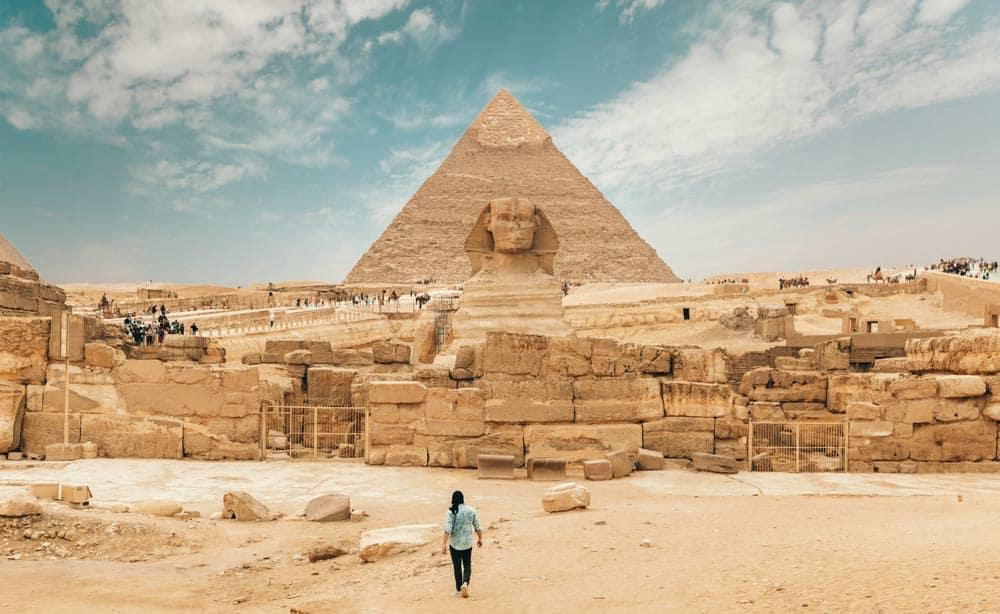 requisitos y documentación para viajar a Egipto: vacunas