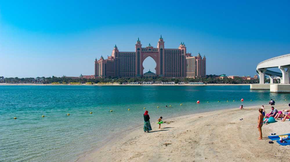 vacunas para viajar a Dubái
