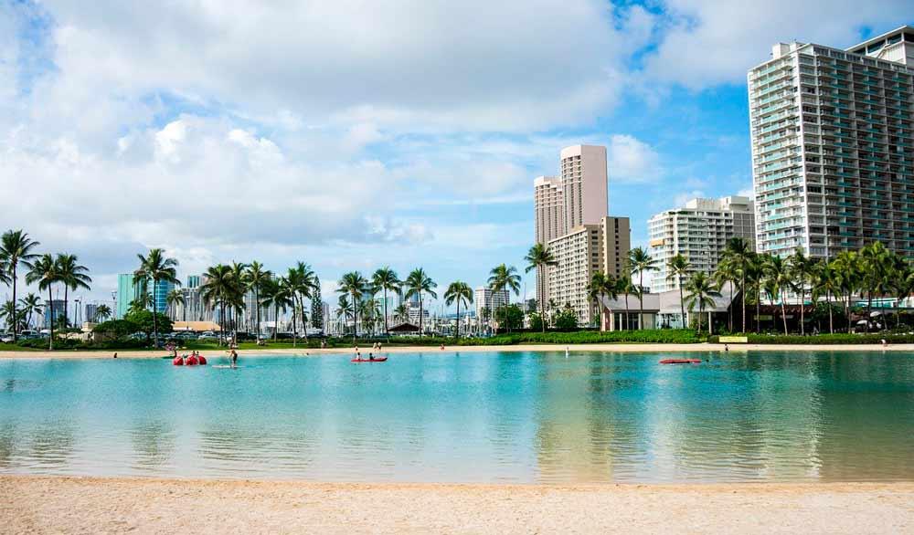itinerario de viaje a Hawái