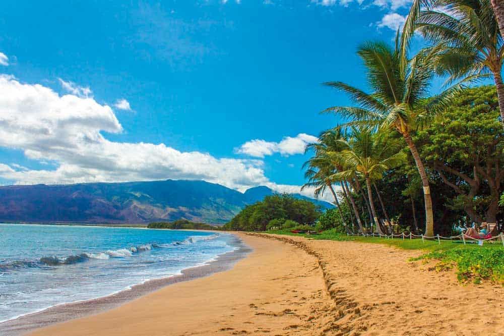 ruta de viaje a Hawái en 10 días