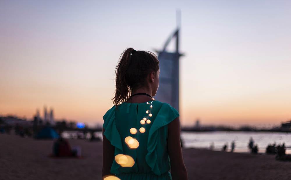 Viajar sola a Dubái y Emiratos Árabes, ¿es seguro?