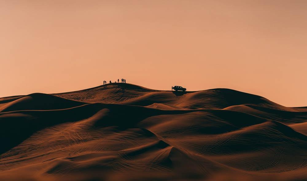 tour por las dunas del desierto