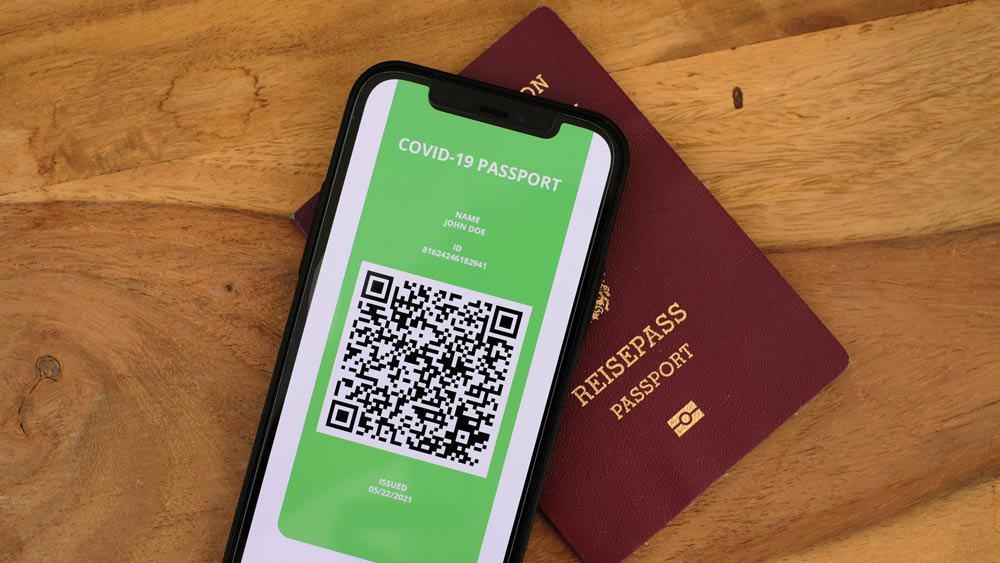 Certificado covid digital Europeo