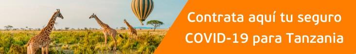 seguro covid-19 para Tanzania