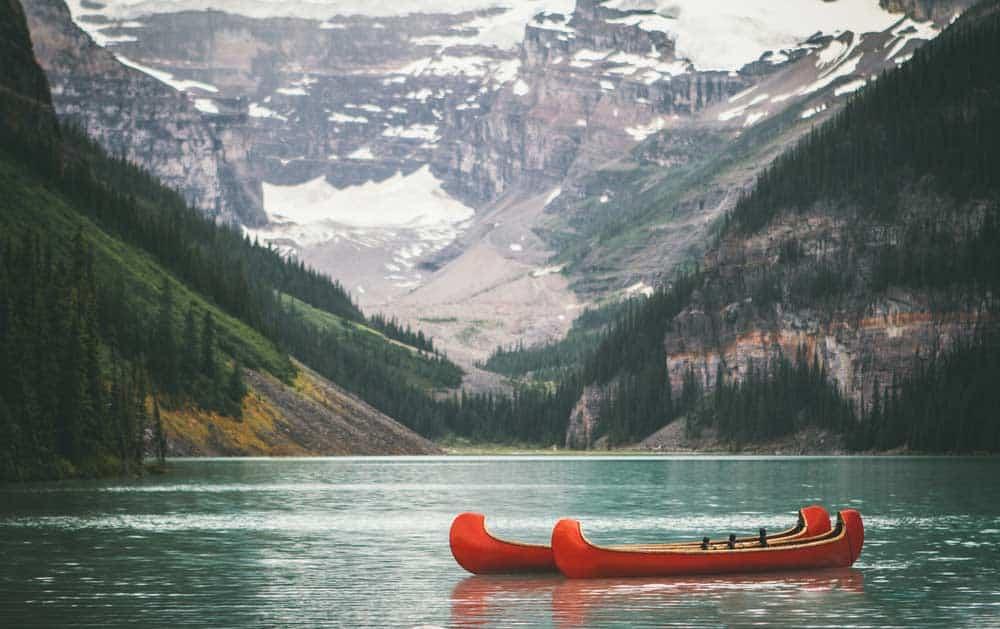 deportes de aventura en Canadá
