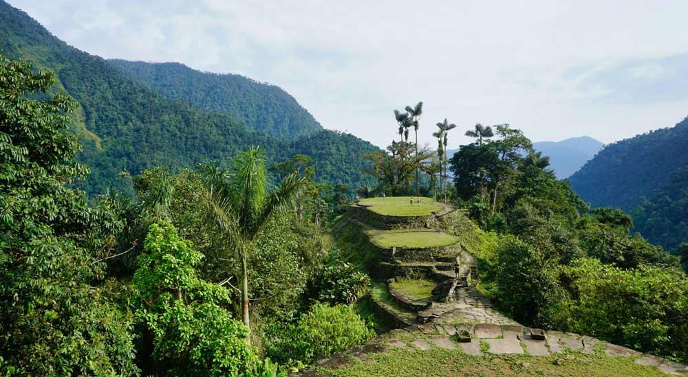 documentación para un viaje a Colombia