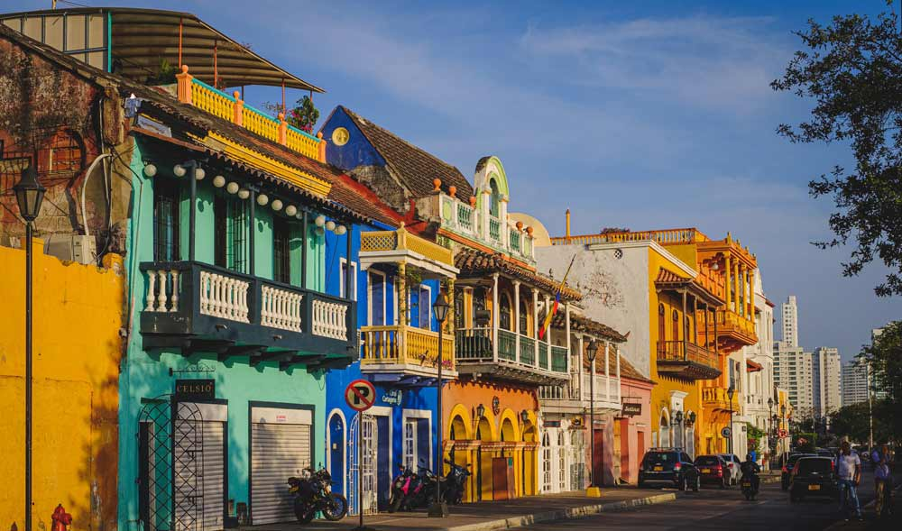 requisitos y documentos para viajar a Colombia