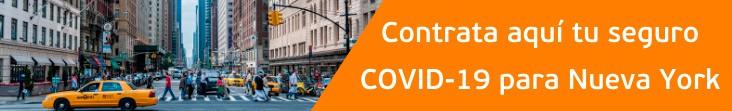 coberturas covid-19 para Nueva York