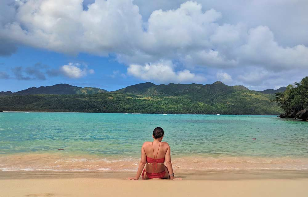 viajar sola a República Dominicana