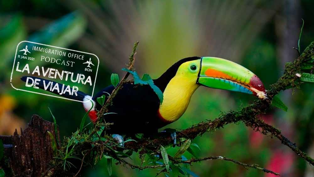 Podcast de viajes a Costa Rica