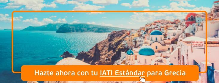contratar seguro de viaje a Grecia