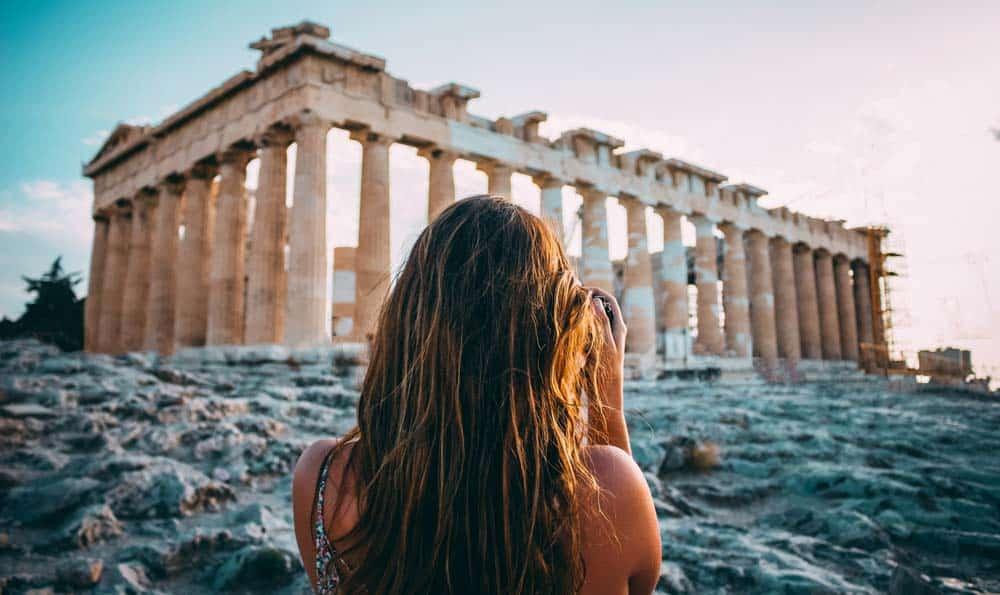 documentos de viaje a Grecia
