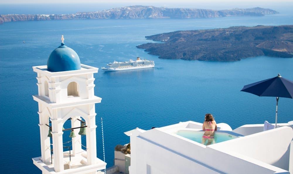 requisitos para viajar a Grecia