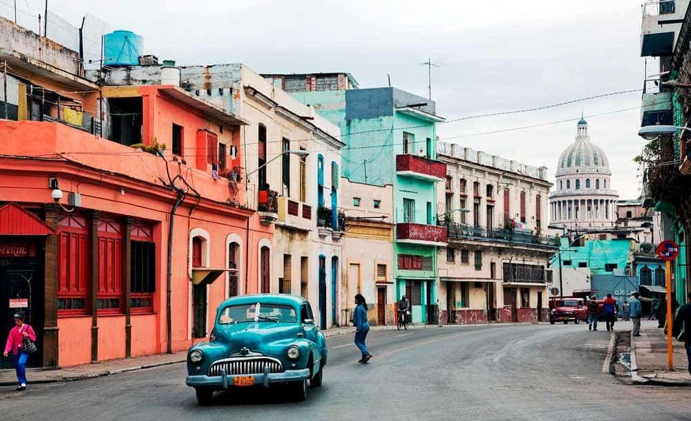 información útil para viajar a Cuba