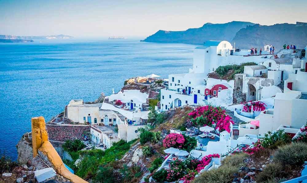 seguro de viaje a Grecia