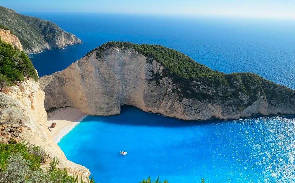 seguro para viajar a Grecia