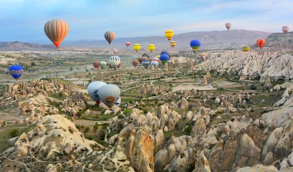 requisitos para viajar a Turquía