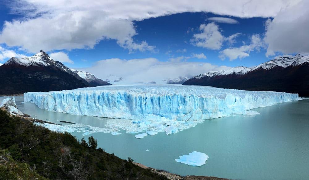 Argentina y el Perito Moreno