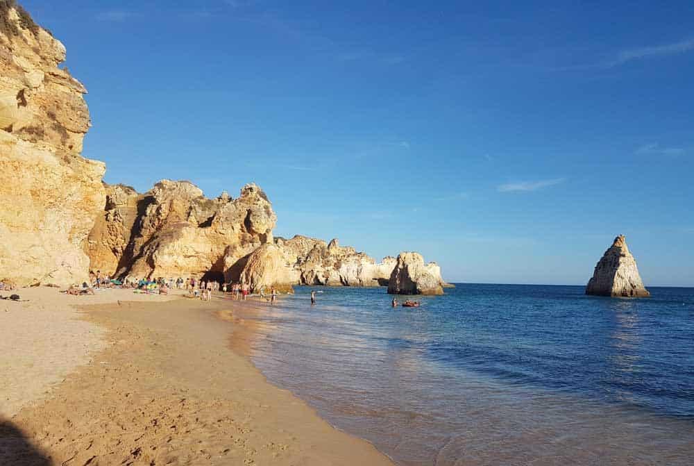 mejor época para ir al Algarve