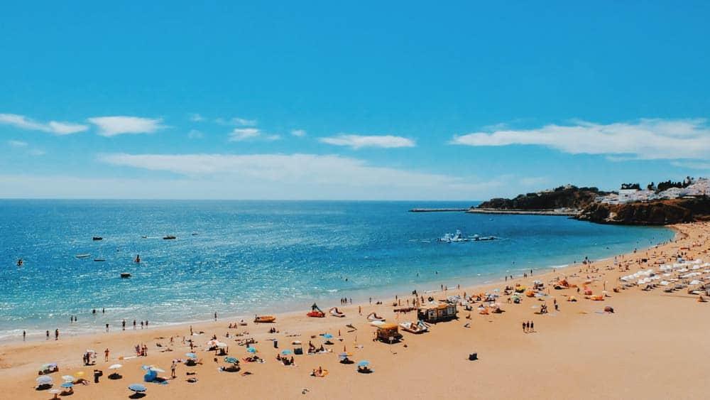 consejos para viajar al Algarve