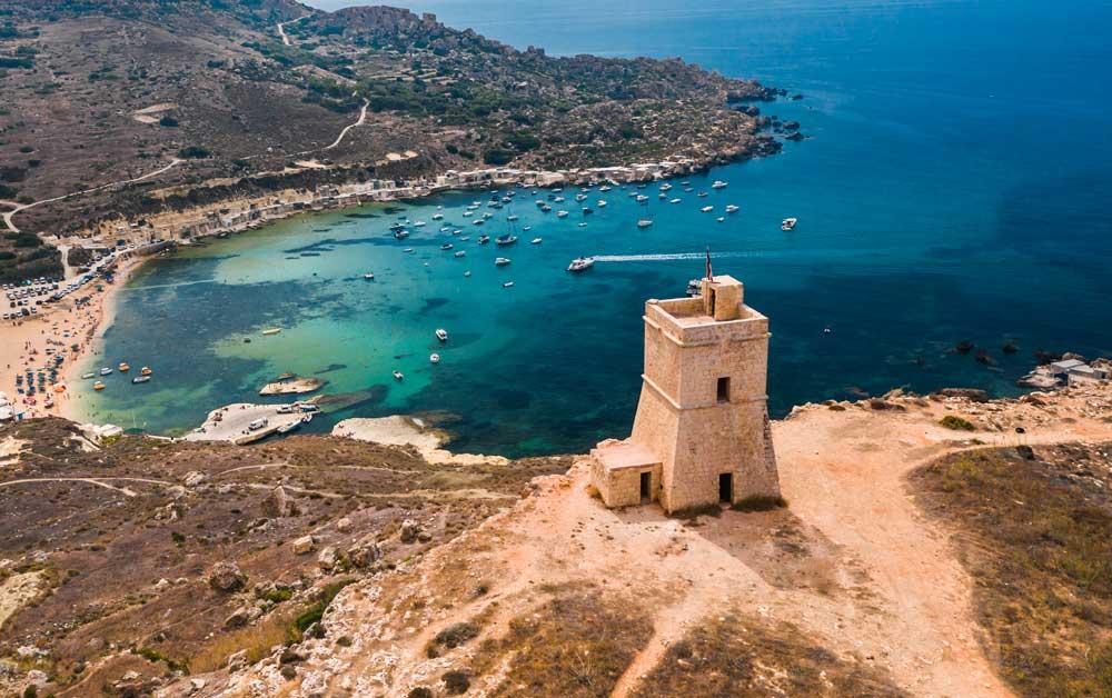 seguro de viaje a Malta