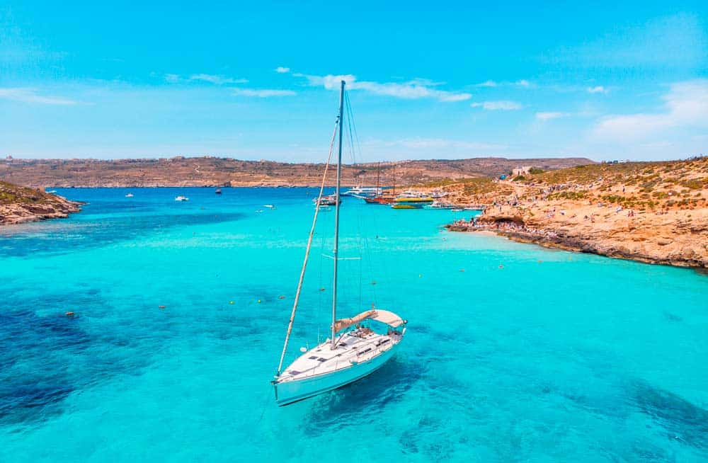 es seguro viajar a Malta