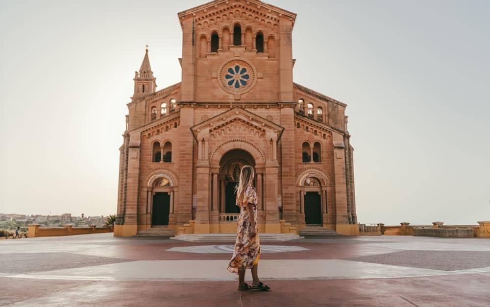 viajar a Malta sola