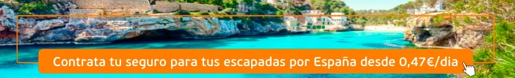 seguro para viajar por España