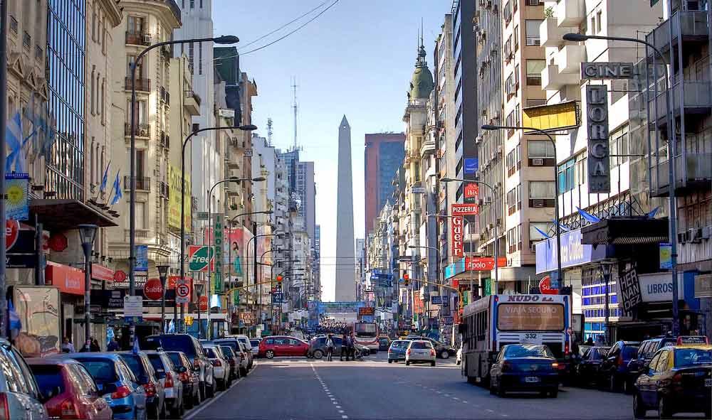 documentos para viaje a Argentina