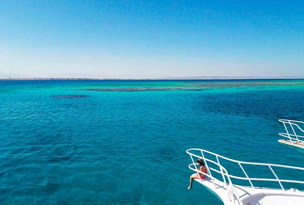 ruta al Mar Rojo