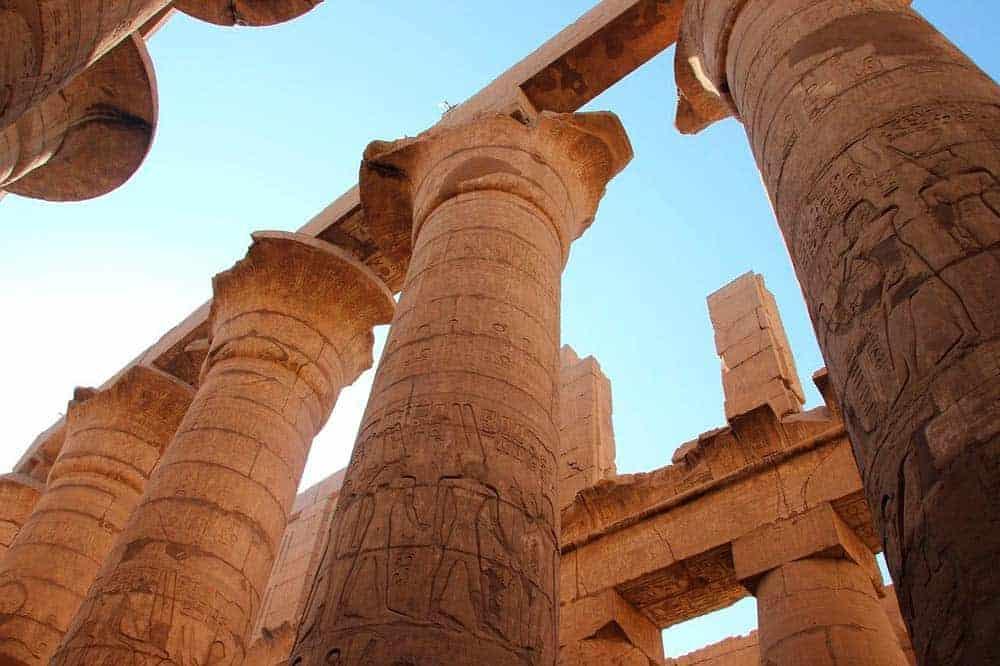 itinerario de 10 días de viaje a Egipto pasando por Luxor