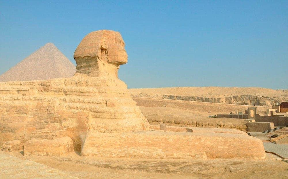 ruta para viajar por Egipto