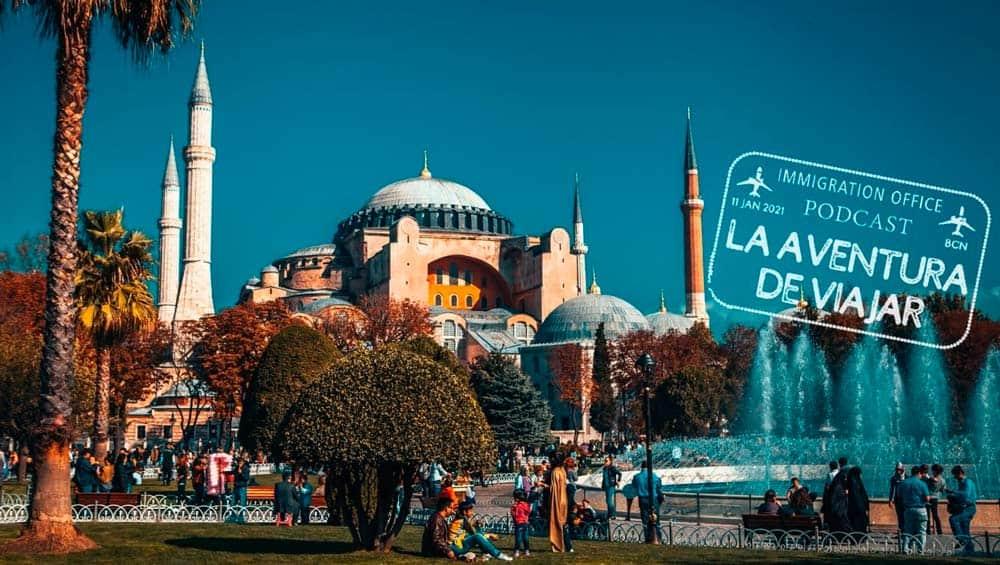 Podcast sobre consejos para viajar a Estambul