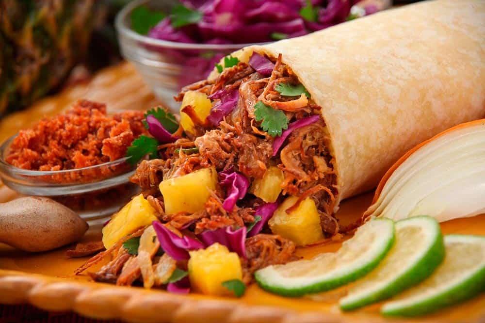 consejos de comida en México