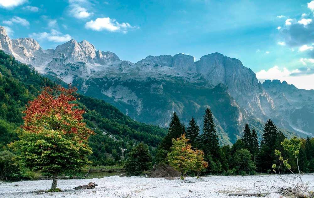 documentos para viajar a Albania