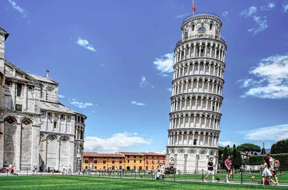 Viaje a Italia este verano desde España