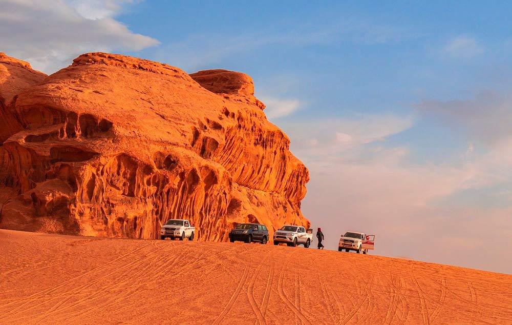 qué se necesita para viajar a Jordania