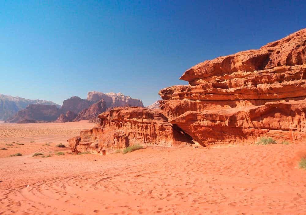 requisitos para viajar a Jordania