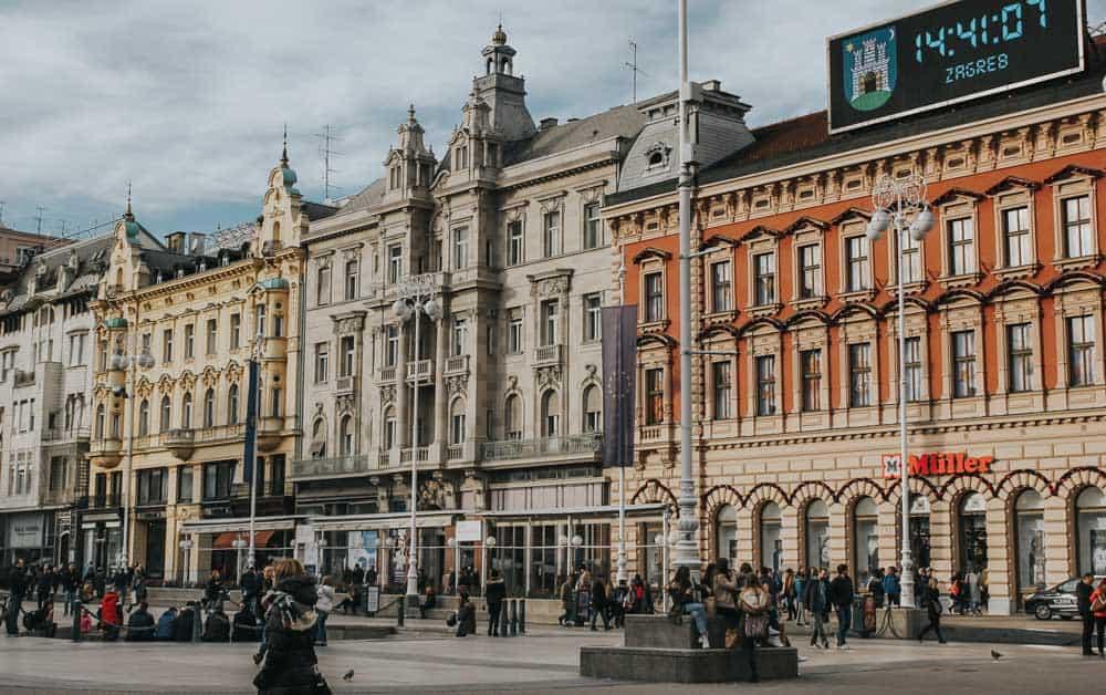 Seguro para viajar a Zagreb