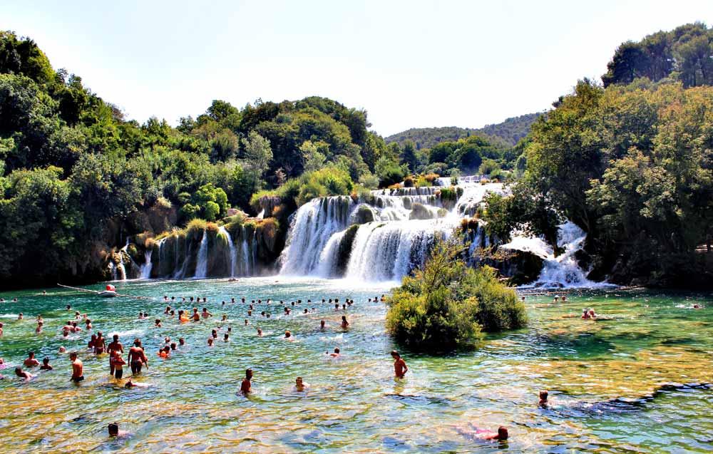 póliza internacional para Croacia