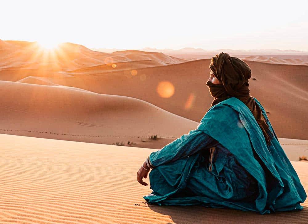 podcast de viaje a Marruecos