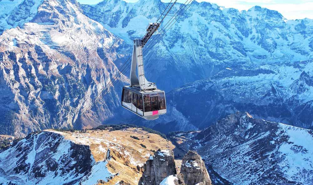 mejor póliza para viajar Suiza
