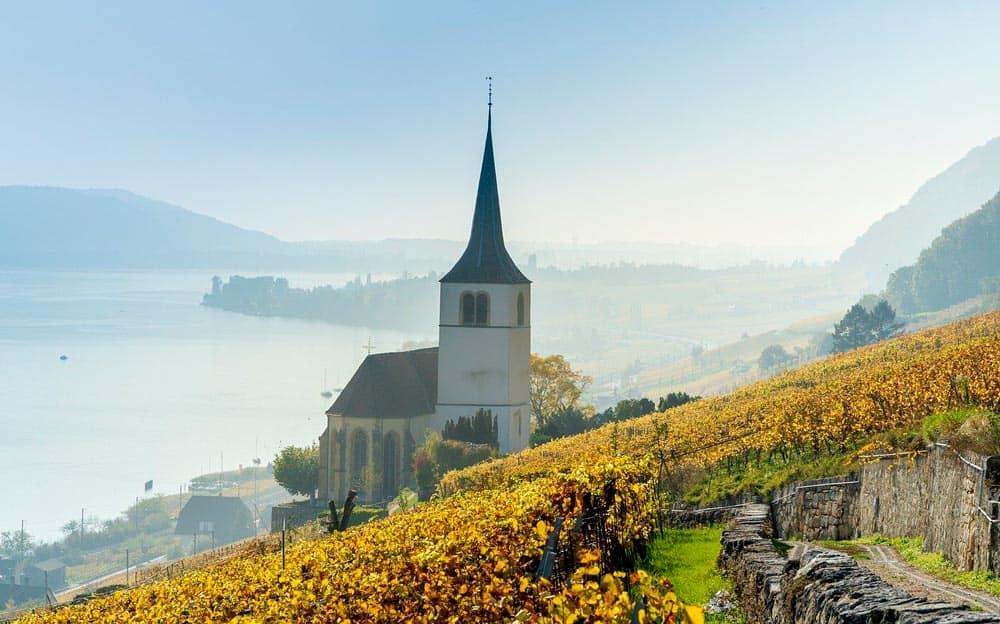 seguro de viaje a Suiza